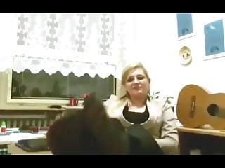Mature Pantyhose Nylon video: Teacher Pantyhose
