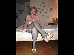OmaGeiL Amateur Alte Omas Bilder Diashow