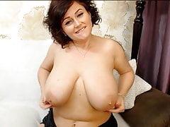 sexy milf cam show II