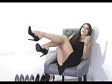 JOI - Jerk off to my high heels