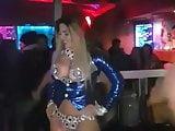 Jessy Kate show on night club