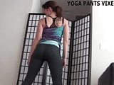 My ass looks amazing in these new yoga pants JOI