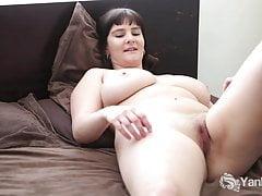 Ogromny orgazm Yanks Envy B.