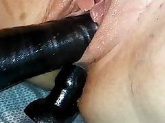 Girlfriend Renee Giant Cunny Pink Hole Screwed Wit Playthings Pt3