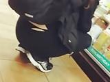 Ass Season - #88 thong slip legging