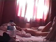 Young and hot couple from the Phillipines in a sextape
