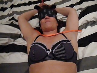 Amateur Hardcore video: ex girl friend tied up and fucked