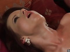 Oily Titjob I Fuck For Hot Babe Cindy