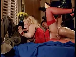 Bbw British Compilation video: British Kirsten Halborg DP Anal Stockings Compilation