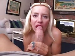 Hot Bodied Lil Cougar Takes Care Of A Cock