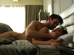 Punisher di Netflix - Dinah Madani Sex Scene 2