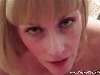 Blowjob Milf Mature video: Amateur GILF Hardcore Sex Tape