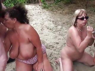 mature nudist wives used as cumdump seadsluts