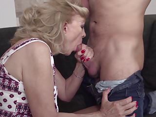 Grandmas and moms gets anal vaginal and oral sex