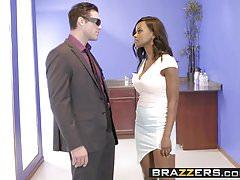 Brazzers - velké prsa v práci - vy nemůžete kouzlo Horny bez H