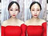 makeup vs removing makeup