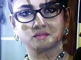 Bengali slut Debleena cummed