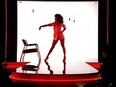 Danze di strip di Jennifer Lopez