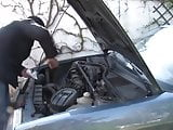 Cougar Cheats on Husband with Car Mechanic