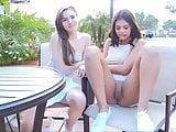 Violet and Eva Lesbian Lovers