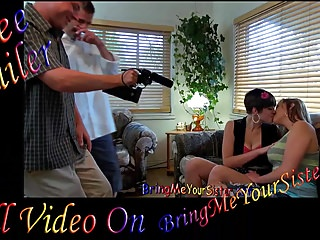 Amateur Hardcore Oldyoung video: Bring Me Your Sister Comp - Brothers Film Sisters Fucking