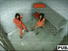 Londra e Jessica in prigione
