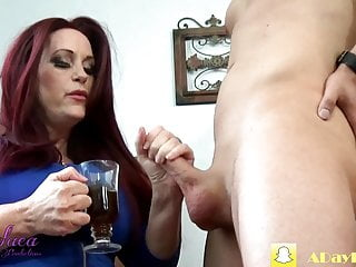 Handjob Milf Cfnm video: Cream For Mommy's Coffee : A Sneak Peek