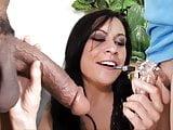 Vanessa Naughty Fucks BBC In Front Of Her New Cuckold BF