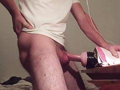 Curved uncut dick fleshlight fuck cum inside   Porn-Update.com