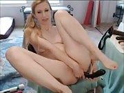 Teen solo webcam