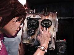 Tomb Raider 2013 fun sans fond
