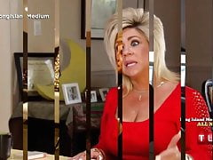Theresa Caputo Jerk Off Challenge