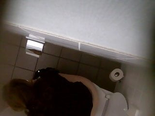 Hidden Camera Hd Videos video: office Wc Spy Cam  Isabelle 6