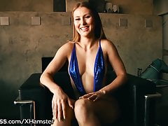 Blowpass Paige Owens Has Fellatio Obsession & Gullets Crazy