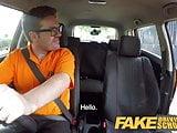 Fake Driving School Hot Italian nympho minx Valentina Bianco