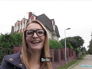 公共代理人Belle Claire擁有我曾經擁有的最好的乳房