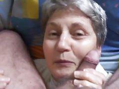 Französische Großeltern