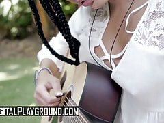Aaliyah Hadid Jane Wilde - Free Love - Digital Playground