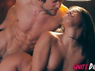 Blowjob Big Cock Cumshot video: Vixen enjoys a harsh doggy style pounding after sucking cock