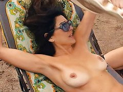 Andrea Frigerio Topless Scene in Desire On ScandalPlanet.Com