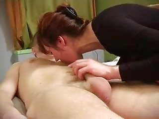 Matures Russian Mom video: russian mom fucks her son's friend