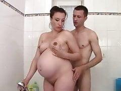 Pregnant Amateurs #9 - Part 1
