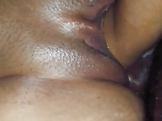 Gaping Arab video: my arab slave dp fisting with a creampie