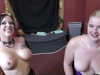 Amateur Bukkake Blowjob video: Sexy Milfs Joined Bukkake Party