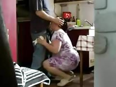 Chubby Cheating MILF caught on hidden camera