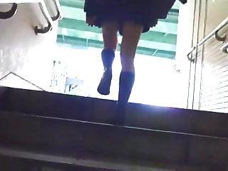 日本掀裙004