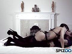 Spizoo - Julia de Lucia est punie par une grosse bite, un grand butin