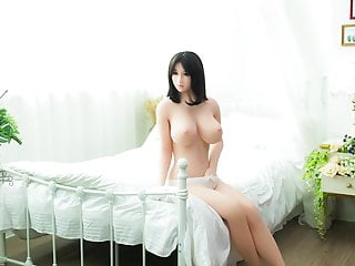 Big Tits Big Ass Sexy video: 161cm mature big titties sexy doll