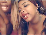 Bossgirls Pro 04: Two african queens entertaining one cock