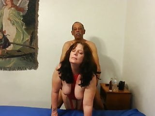 Big Ass Milf Mature video: Mature Takes Grandad Cock Ruff.